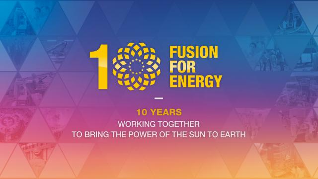 10 Years working together to bring the power of the Sun to Earth