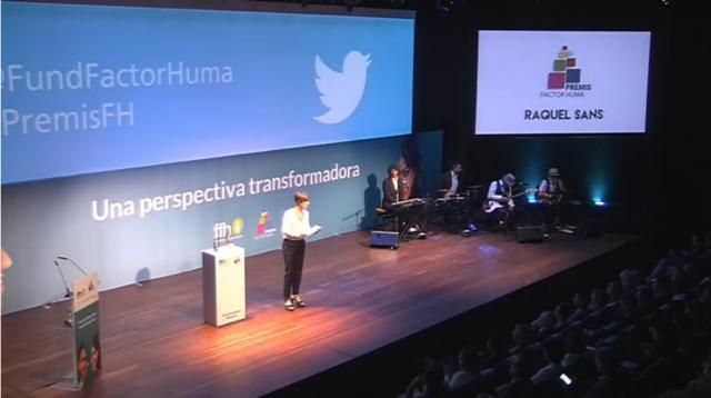 Streaming Premis Factor Humà 2019 - Una Perspectiva Transformadora