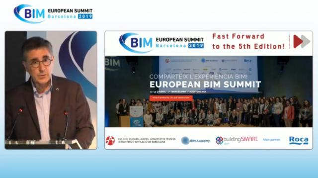 Retransmissió EBS Day. BIM per FM/Facility Management. On BIM aporta beneficis directes